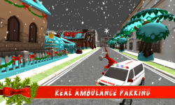 Real Ambulance Parking Mania screenshot 1/6