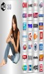 Mobile  Television Application screenshot 2/6