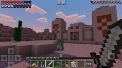 Minecraft Pocket Edition modern screenshot 1/6