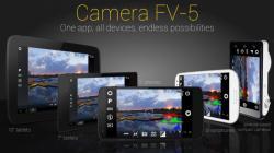 Camera FV 5 Lite extreme screenshot 1/6