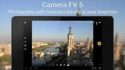 Camera FV 5 Lite extreme screenshot 5/6