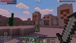 Minecraft Pocket Edition fresh screenshot 4/6