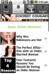 Dating Older Women screenshot 2/3