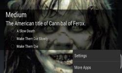 Horror Freak screenshot 2/4