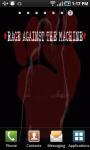 Rage Against The Machine Live Wallpaper screenshot 2/3