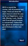 Zodiac 2013 screenshot 2/6