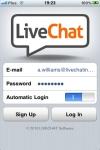 LiveChat screenshot 1/1