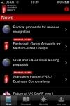 ICAEW Financial Reporting Faculty (FRF) screenshot 1/1