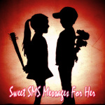 Sweet SMS Messages For Her Free screenshot 1/1