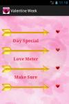 Valentines week screenshot 1/3