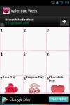 Valentines week screenshot 2/3