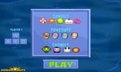 Night of Halloween candy screenshot 1/3