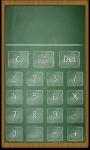 Chalkboard Calculator Free screenshot 2/3