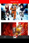 Naruto 3D Wallpaper screenshot 4/6