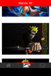 Naruto 3D Wallpaper screenshot 6/6