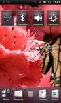 Brown Butterfly Live Wallpaper screenshot 2/3