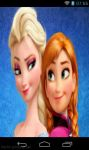 Frozen Cute Wallpaper screenshot 1/3