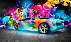Free Amazing custom cars Live wallpaper screenshot 1/6