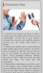 Public Speaking Drills screenshot 4/4