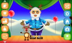 Santa Dress Up-Christmas Games screenshot 2/5