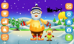 Santa Dress Up-Christmas Games screenshot 3/5