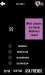 Quiz Narnia screenshot 6/6