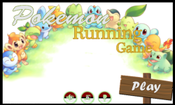 Pokemon Running Game screenshot 1/2
