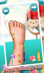 Foot Doctor Kids Casual Game screenshot 2/4