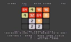 2048 original game  screenshot 3/4