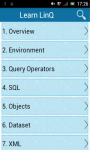 Learn LinQ screenshot 1/3