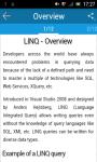 Learn LinQ screenshot 2/3