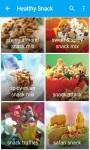 Healthy Snack Recipe screenshot 4/6