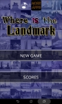 Where is the Landmark Quiz screenshot 1/6