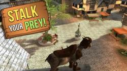 Goat Simulator MMO Simulator opened screenshot 4/6