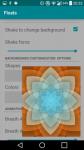Chrooma Floats LWP customary screenshot 3/6