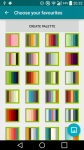 Chrooma Floats LWP customary screenshot 4/6