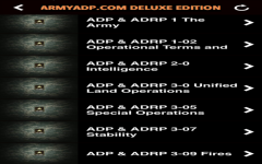 ArmyADPcom Study Guide Deluxe swift screenshot 5/5