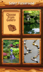 Zen Garden Zipper Lock Screen screenshot 3/6