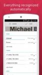 Business Card Reader Pro safe screenshot 2/6