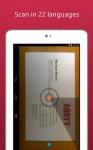 Business Card Reader Pro safe screenshot 6/6
