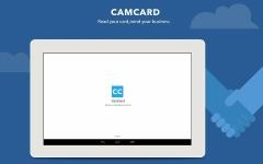 CamCard - Business Card Reader veritable screenshot 1/6
