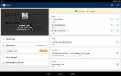 CamCard - Business Card Reader veritable screenshot 2/6