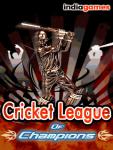 Cricket League Of Champions Lite screenshot 1/1