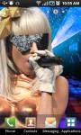 Lady Gaga LWP screenshot 1/3