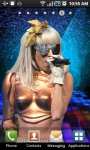 Lady Gaga LWP screenshot 2/3