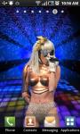 Lady Gaga LWP screenshot 3/3