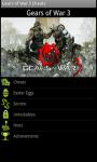 Gears of War 3 - Cheats - FREE screenshot 1/3