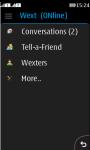 Wext Messenger screenshot 1/6