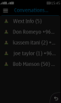 Wext Messenger screenshot 2/6