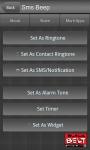 Beep Sounds Ringtones screenshot 2/6